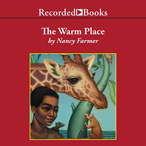 The Warm Place audiobook cover art