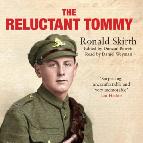 The Reluctant Tommy cover art
