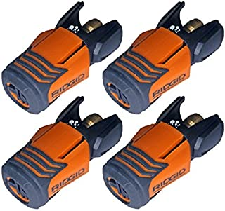 Ridgid Homelite Pressure Washer (4 Pack) Replacement Dual Power Soap Nozzle # 310660005-4pk