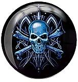 Brunswick Brunswick Skull Viz A Ball - Bola de bolos