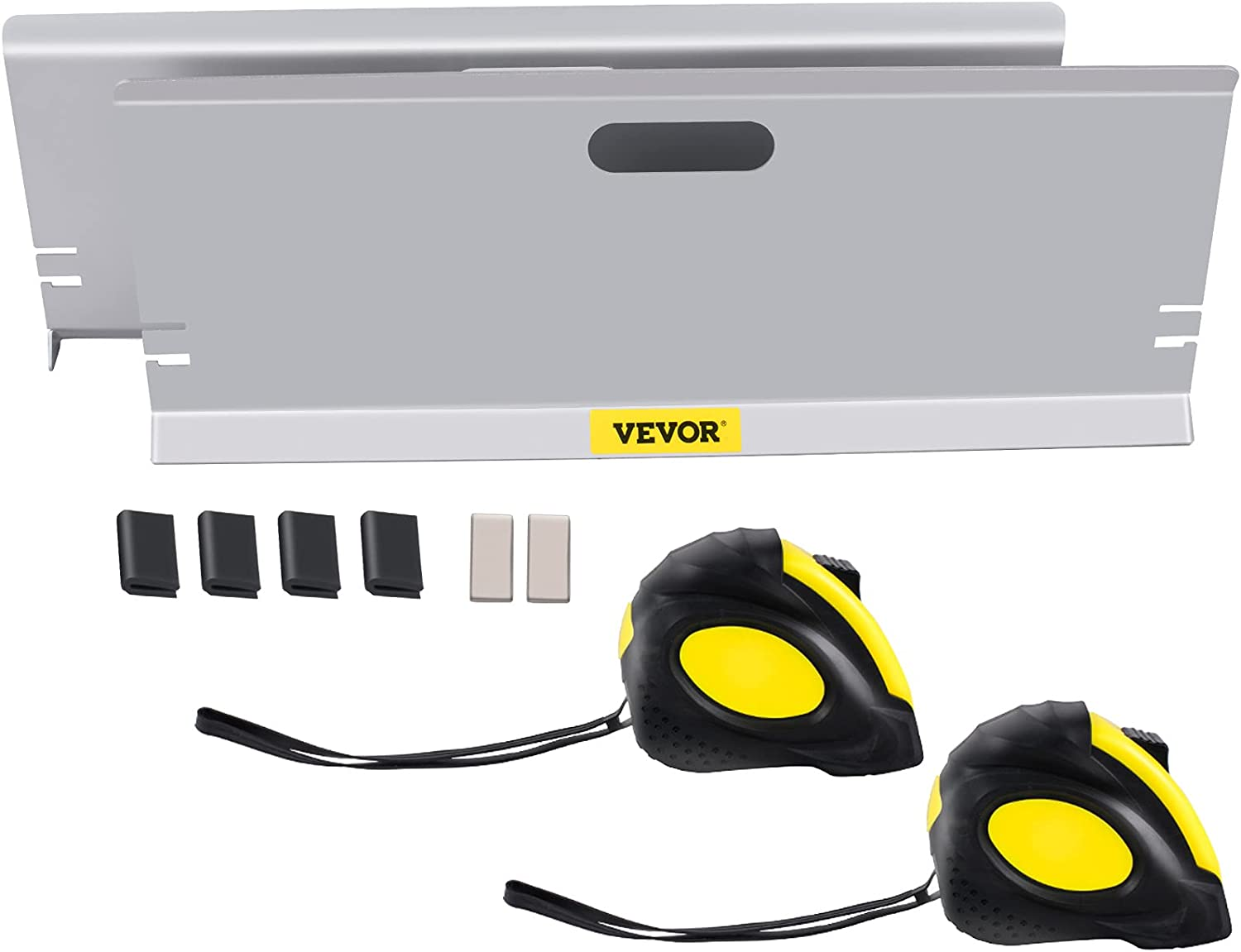 VEVOR Free shipping on posting reviews Wheel Alignment Tool Toe Probes Aluminum Plates without Ranking TOP1