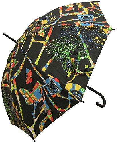Hundertwasser Regenschirm