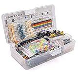 Capacitor Resistor Kit LED Diode 30 Values Resistance Capacitor Universal Transistor 830pcs
