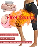 Zoom IMG-2 fittoo pantaloni sauna dimagranti donna