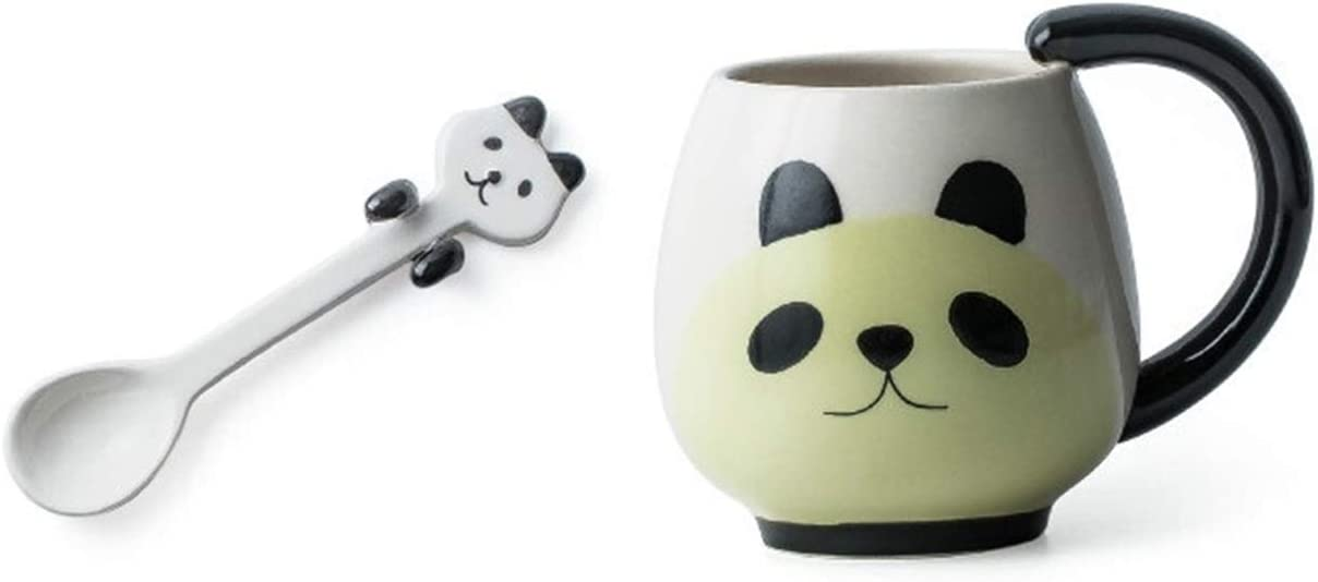 Youpin Hand-Painted Nashville-Davidson Mall Coffee Cup Lovely Cat Frog Ranking TOP6 Ceramic Pig Panda