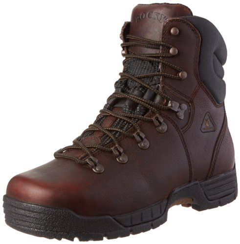 rocky water proof work boots - 9