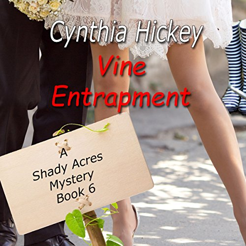 Vine Entrapment audiobook cover art