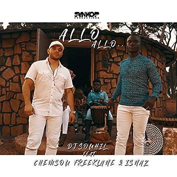 Allo allo (feat. Chemsou Freeklane, Isnaz)