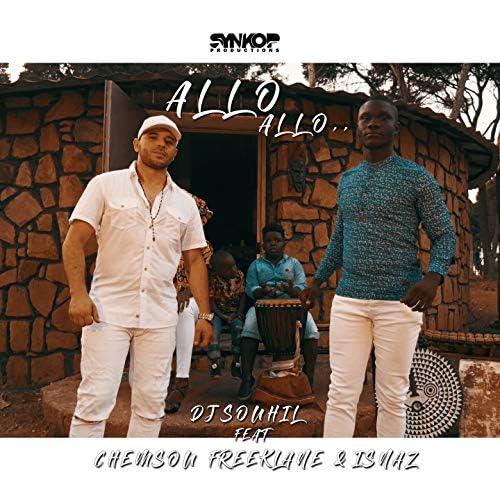 Dj Souhil feat. Chemsou Freeklane & Isnaz