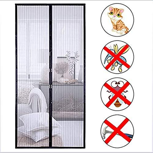 cortinas de tiras para puertas largas