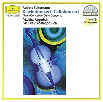 Schumann: Piano Concerto Op.54; Cello Concerto Op.129
