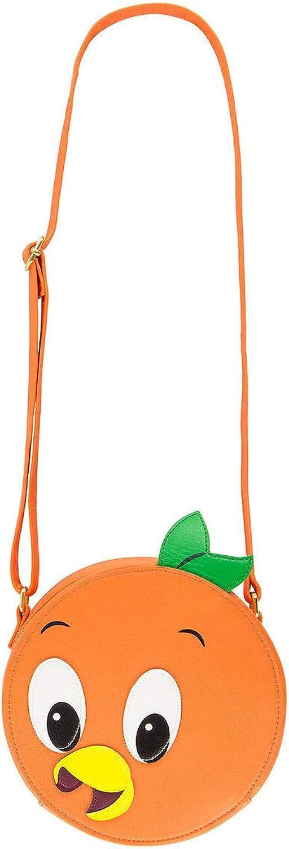 Disney Dress Shop Purse orange Bird Handbag Bag