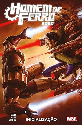 Homem De Ferro 2020 Vol. 1