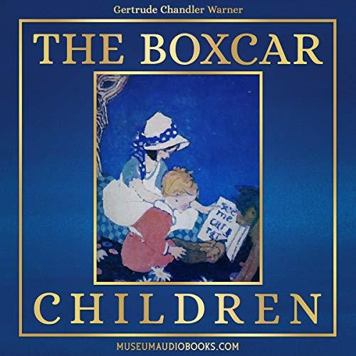 The Boxcar Children cover art
