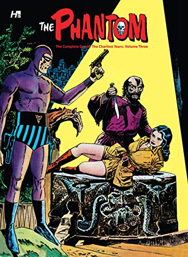 The Phantom: The Complete Series Vol. 3: The Charlton Years (English Edition)