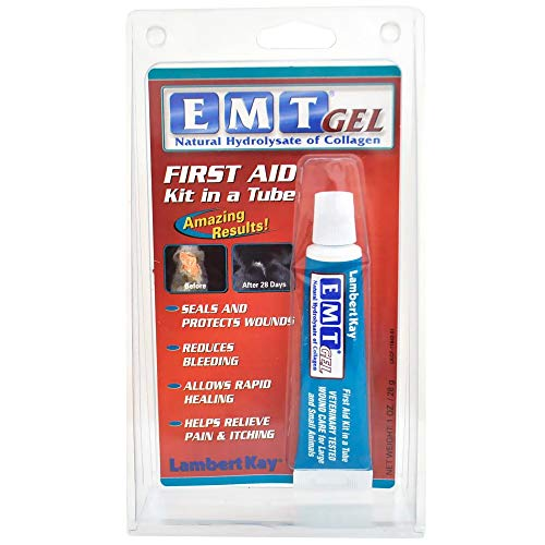 Trophy Animal Health Care EMT Gel 1oz Tube