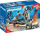 PLAYMOBIL - Super set Buceo Figuras de Juguete, Color Multicolor, 70011