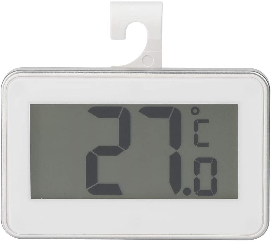 Vipxyc Electronic NEW before selling ☆ 2021 Thermometer with High Te Precision