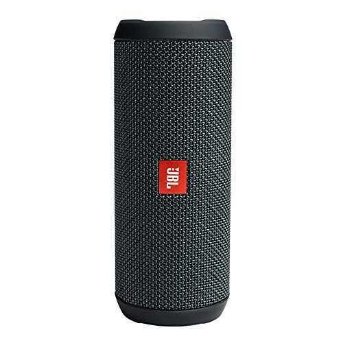 JBL Flip Essential Bluetooth Box in Grau – Wasserdichter, portabler Lautsprecher mit herausragendem Sound – Bis zu 10 Stunden kabellos Musik abspielen
