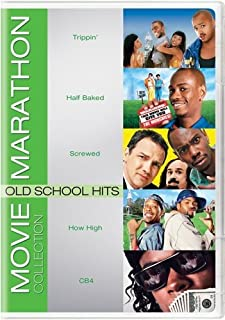 Movie Marathon Collection: Old School Hits (Trippin' / Half Baked / Screwed / How High / CB4)