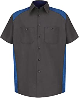 Men's Motorsports Shirt, Short Sleeve