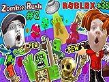 Roblox Zombie Rush 2!