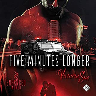 Five Minutes Longer                   By:                                                                                                                                 Victoria Sue                               Narrated by:                                                                                                                                 Nick J. Russo                      Length: 7 hrs and 36 mins     44 ratings     Overall 4.5