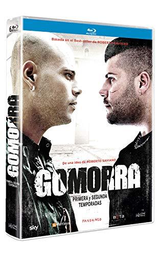 Gomorra (1ª y 2ª temporada) [Blu-ray]