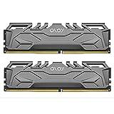 OLOy DDR4 RAM 16 GB (2 x 8 GB) 3000 MHz CL16 1,35 V 288 pines UDIMM (MD4U0830160BHIDA)