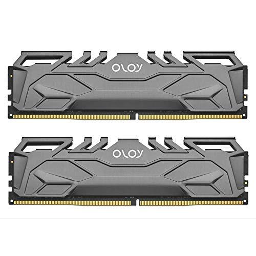 OLOy DDR4 RAM 16 GB (2 x 8 GB) 3000 MHz CL16 1,35 V 288 pine
