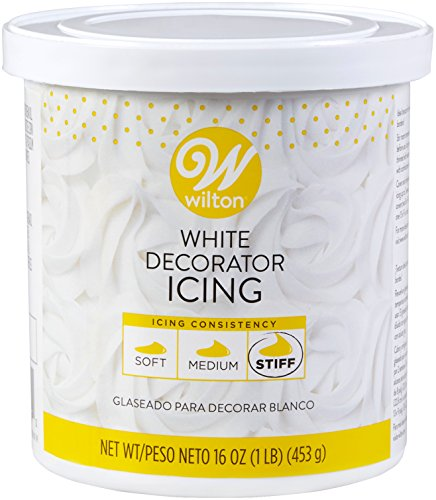 Wilton Ready-To-Use Decorator Icing 16oz, White