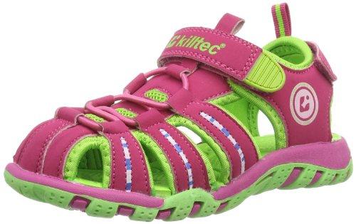 Killtec Unisex-Kinder Marimba Jr Outdoor Fitnessschuhe, Pink (pink/Apfel 00442), 26