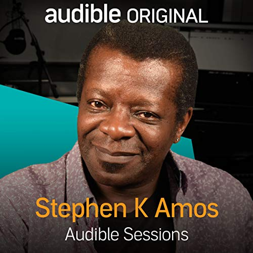 Stephen K Amos audiobook cover art