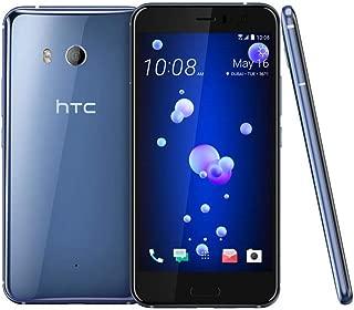 HTC U 11 Dual SIM - 128GB, 6GB RAM, 4G LTE, Amazing Silver