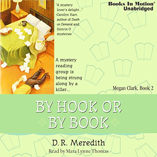 By Hook or by Book audiobook cover art