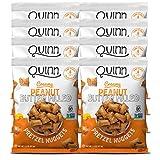 Quinn Pretzels Peanut Butter Filled, 7 Oz (8 Count) by Quinn Snacks