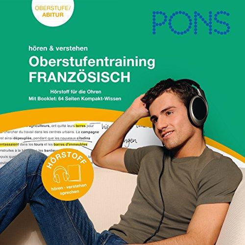 Französisch Oberstufentraining audiobook cover art