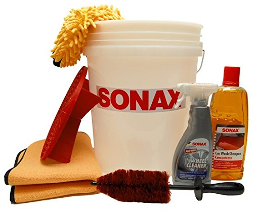 SONAX German Car Wash Kit