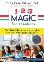 1-2-3 Magic for Teachers: Effective Classroom Discipline Pre-k Through Grade 8 [DVD]