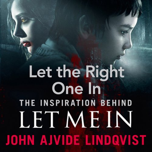 Let the Right One In audiobook cover art