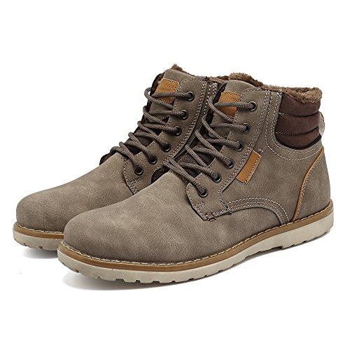 EYUSSHIJIA Men's Waterproof Boots