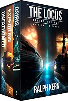 The Locus: Books One To Three by [Ralph Kern]