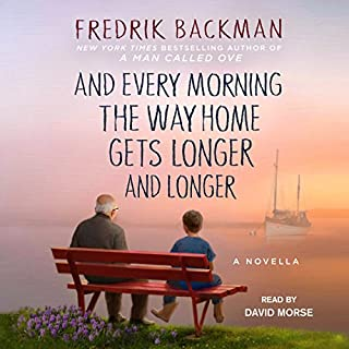 And Every Morning the Way Home Gets Longer and Longer audiobook cover art