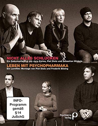 Nicht alles schlucken - Leben mit Psychopharmaka, DVD-Video