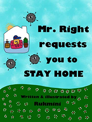 Mr. Right requests you to stay home (Mr. Right Series Book 1) (English Edition)