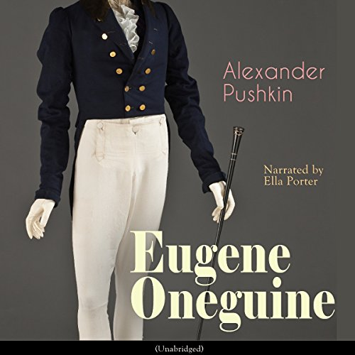 Eugene Oneguine audiobook cover art