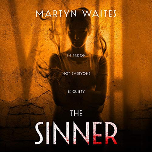 The Sinner Audiobook By Martyn Waites cover art