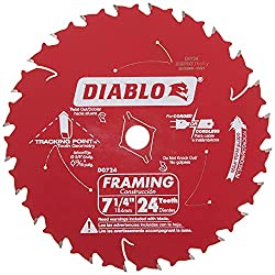Freud D0724X 7-1/4 Tooth Saw Blade Review