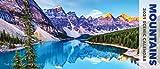 Mountains Panoramic 2021 Wall Calendar