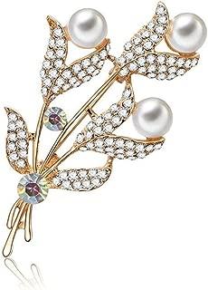 Fablcrew Broche Femme Diamant Paon Queue Broche Femme Fille Bijoux Fantaisie Broche Classique Broche Bijoux Fantaisie